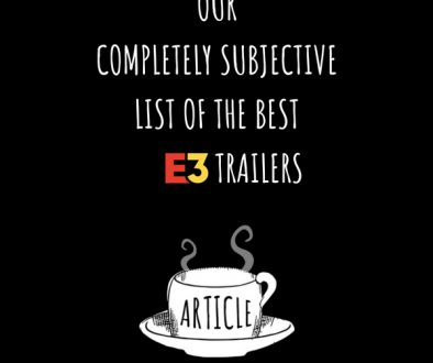 Our completely subjective list of the E3 trailer UKO creative sarah gonidec trailer video editing video games bande annonce jeux vidéo création de trailer creation storyboard montage video video editing sound design mixage son encoding postproduction uko creative start up