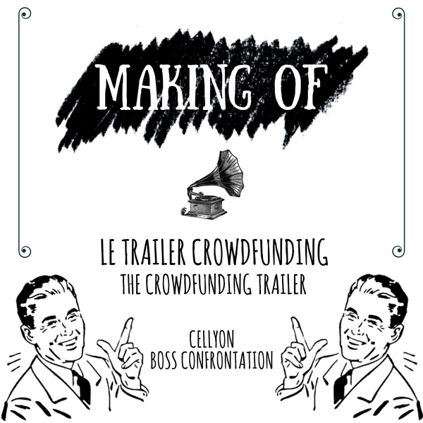 Making of cellyon UKO creative sarah gonidec trailer crowdfunding video editing video games bande annonce jeux vidéo création de trailer creation storyboard montage video video editing sound design mixage son encoding postproduction uko creative start up