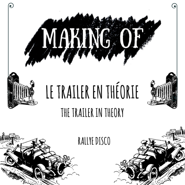 Making of - Rallye Disco UKO creative sarah gonidec trailer video editing video games bande annonce jeux vidéo création de trailer creation storyboard montage video video editing sound design mixage son encoding postproduction uko creative start up